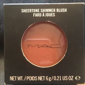 MAC blush - Sunbasque New in box